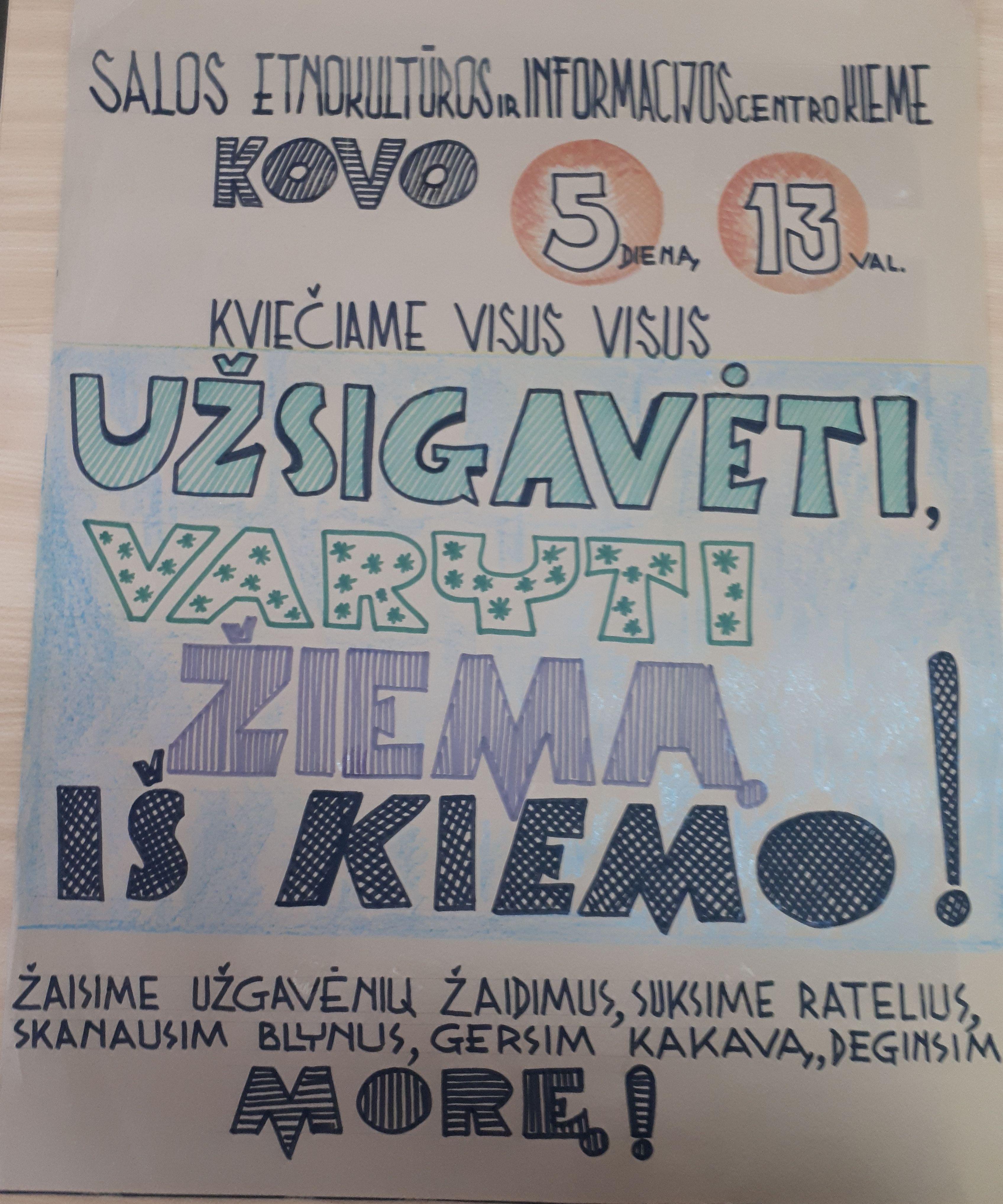 RUSNES UZGAVENES