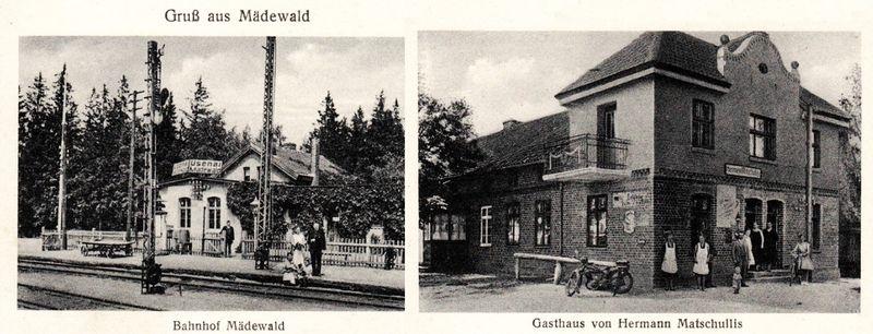 traukiniu stostis ir svečiu namai